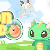 Play 2048 Dragon Island
