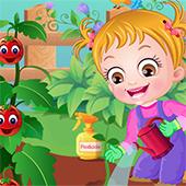 Play Baby Hazel Gardening Time