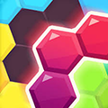 Play Colorful Hexagons