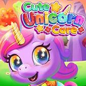 Play Cute Unicorn Care