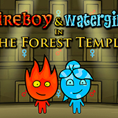 Play Fireboy and Watergirl 1