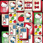 Play Hello Kitty Mahjong