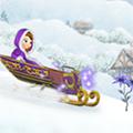 Play Magical Sled Race