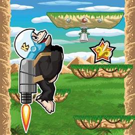 Kiba & Kumba: High Jump Game