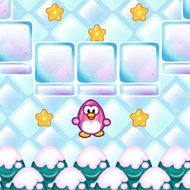 Spin Spin Penguin Game